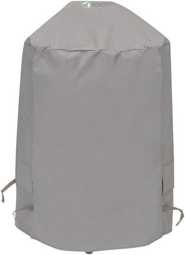 Tepro Grill-Schutzhülle, BxLxH: 73x73x90 cm, für Kugelgrill groß