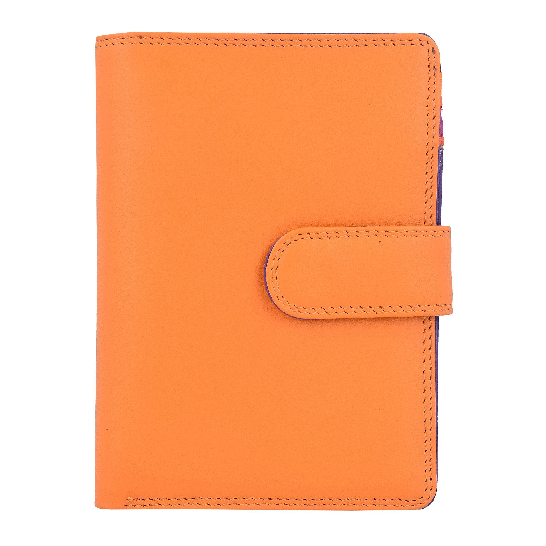 Mywalit Medium Snap Wallet Geldbörse Leder 13 cm