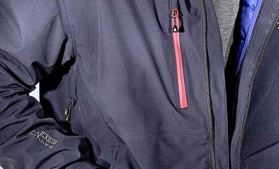 DEPROC Active Winterjacke Whistler Men 3in1