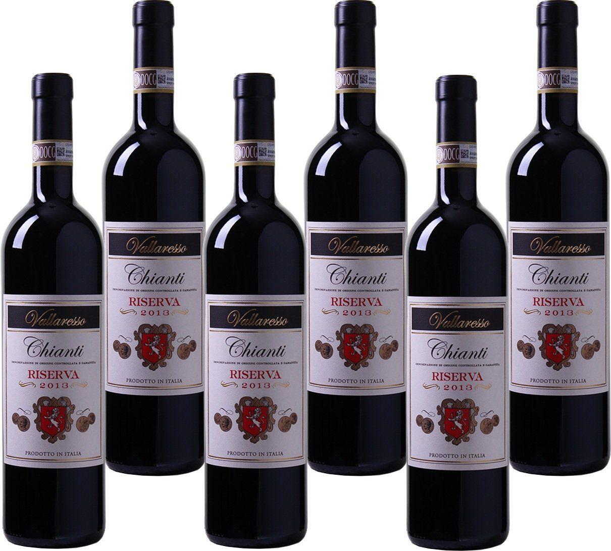 Rotwein aus Italien, 13,0 Vol.-%, 4,5 l »2013 Cantine Bonacchi«