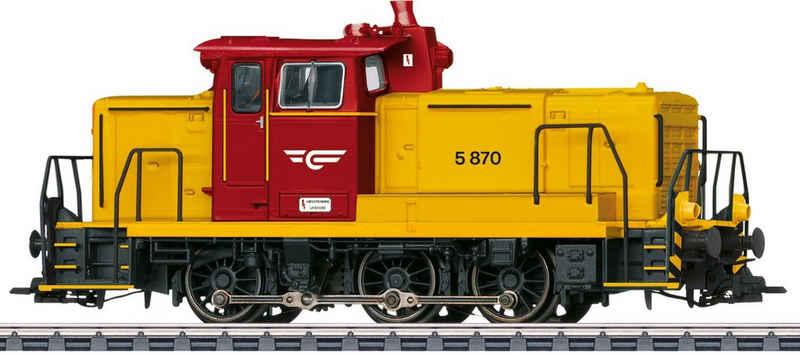 Märklin Diesellokomotive »Baureihe Di5 - 37244«, Spur H0, mit Licht und Sound; Made in Europe