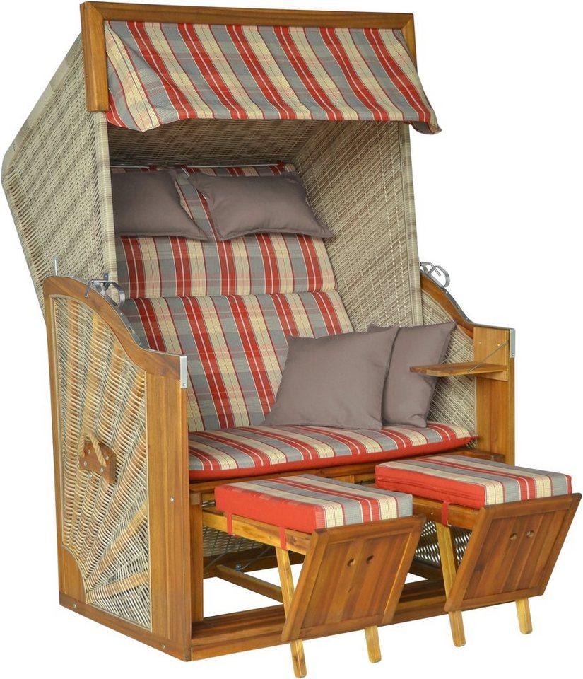 strandkorb trendy pure greenline 120 pe design 709 antikwei online kaufen otto. Black Bedroom Furniture Sets. Home Design Ideas