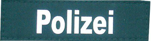 HEIM Klettsticker »Polizei«, für Hunde-Profigeschirr