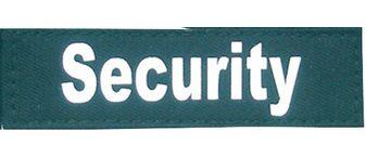 HEIM Klettlogo »Security« dėl Hunde-Profige...