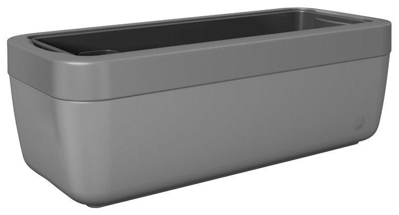 emsa blumenkasten mybox 50 cm kasten und rahmen granit online kaufen otto. Black Bedroom Furniture Sets. Home Design Ideas