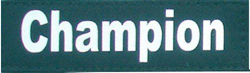 HEIM Klettband »Champion«, für Hunde-Profigeschirr
