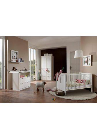 Babyzimmer-Komplettset »Helsingborg« (...