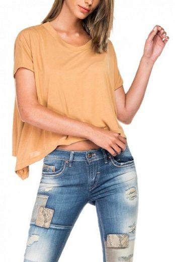 salsa jeans T-Shirt, kurzarm SAMARA