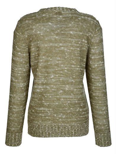 Dress In Pullover mit schönen Glitzergarn