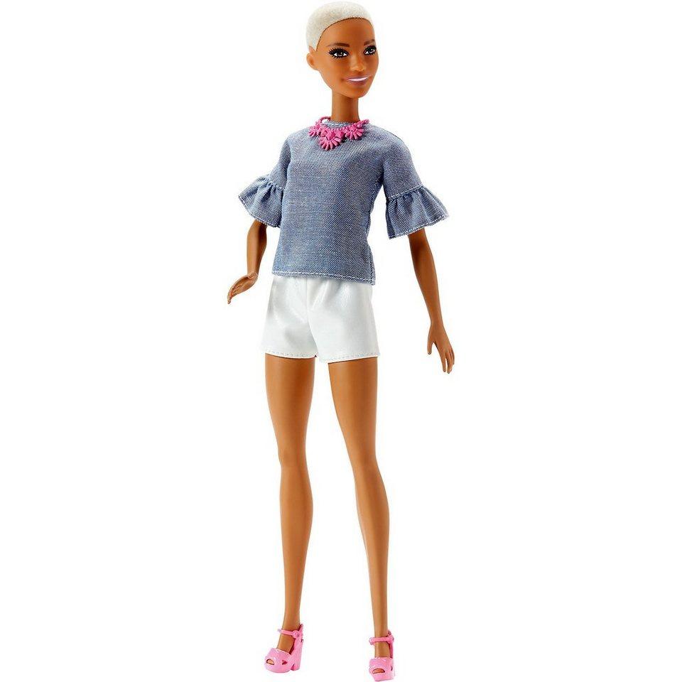 Mattel® Barbie Fashionista Puppe mit Buzz Cut und weißer Shorts online kaufen