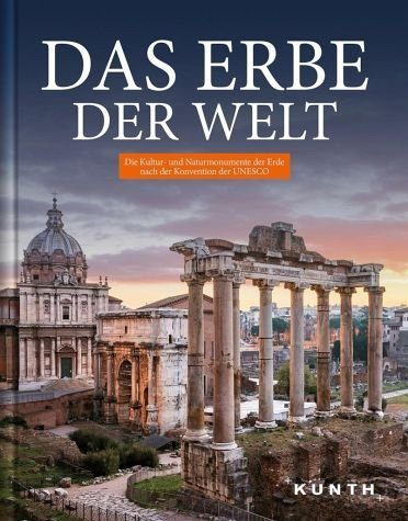 Gebundenes Buch »Das Erbe der Welt«