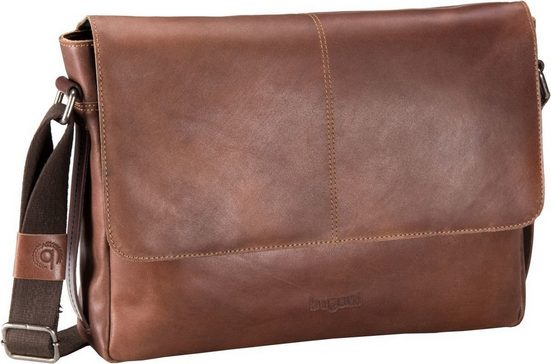 Shoulder Large« Tablet Notebooktasche Bugatti Bag »grinta SXqtqz5w