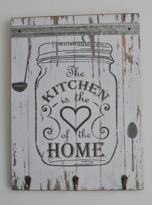 HTI-Living Hakenleiste für Küchenhelfer »Kitchen«