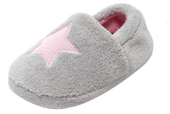 Zapato Hausschuh Mädchen Hausschuhe Slipper Puschen Plüschschuhe Kinder Schuhe Freizeitschuhe