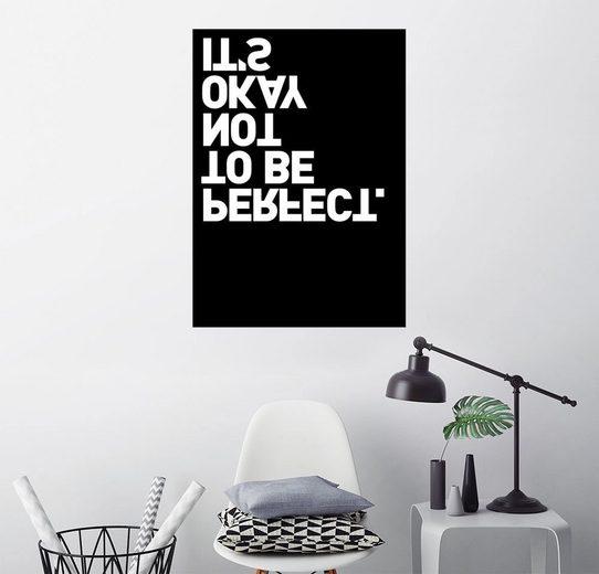 Posterlounge Wandbild - THE USUAL DESIGNERS »JA IST ES«