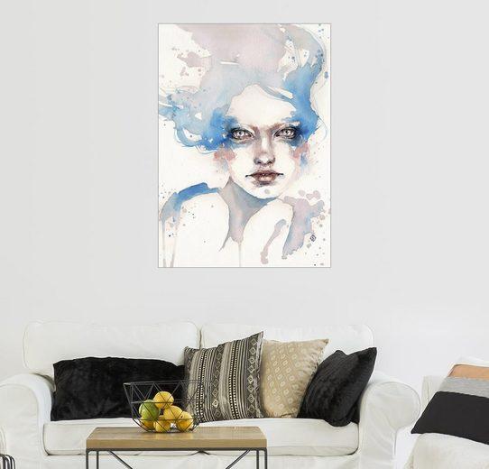 Posterlounge Wandbild - Sillier Than Sally »In The Shallows (Wassernymphe)«