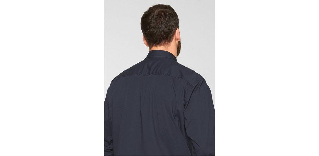 s.Oliver RED LABEL Regular: Glattes Stretch-Hemd Finish Verkauf Online Besuch Spielraum Countdown-Paket 7RZLRpr