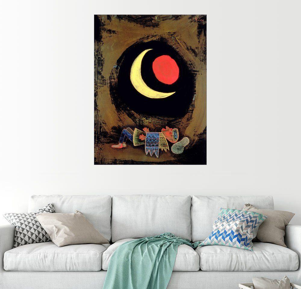 Posterlounge Wandbild - Paul Klee »Starker Traum«