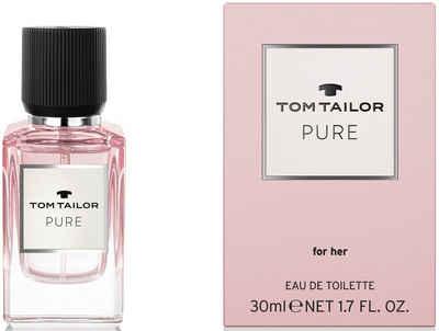 TOM TAILOR Eau de Toilette »Pure for her«