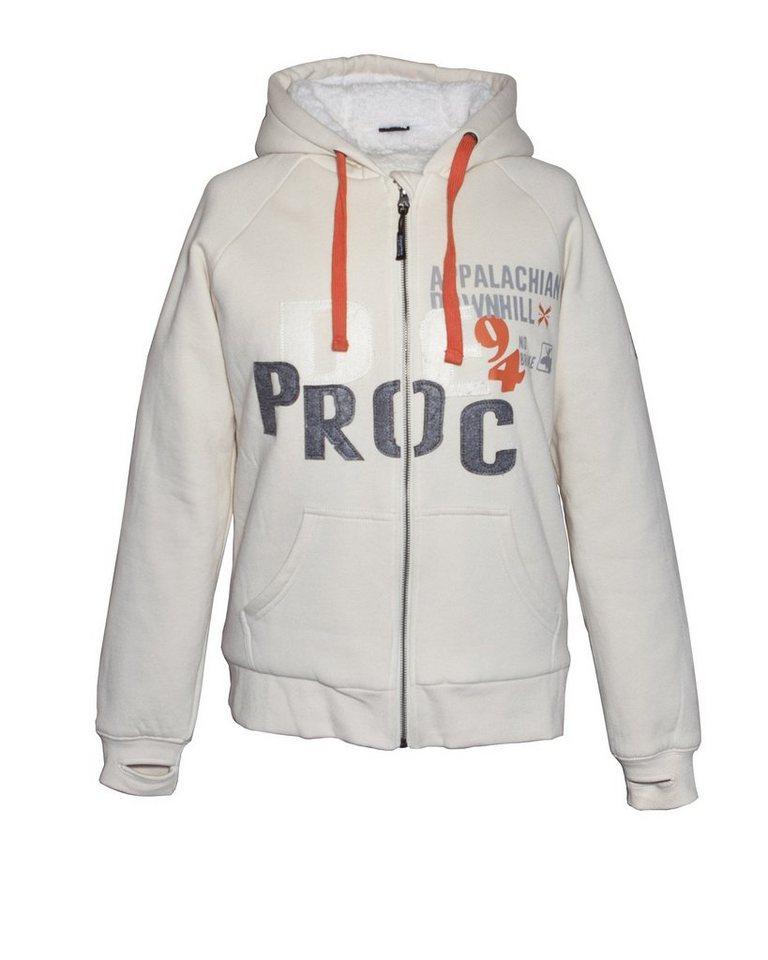 067df7177e7900 DEPROC Active Kapuzensweatjacke »Kapuzen Pullover Damen« auch in Großen  Größen erhältlich