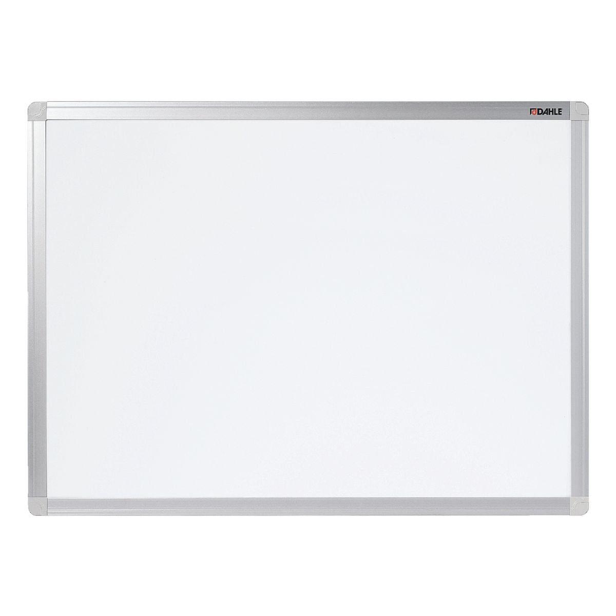 DAHLE Whiteboard / Weißwandtafel 120 x 90 cm »Basic Board«