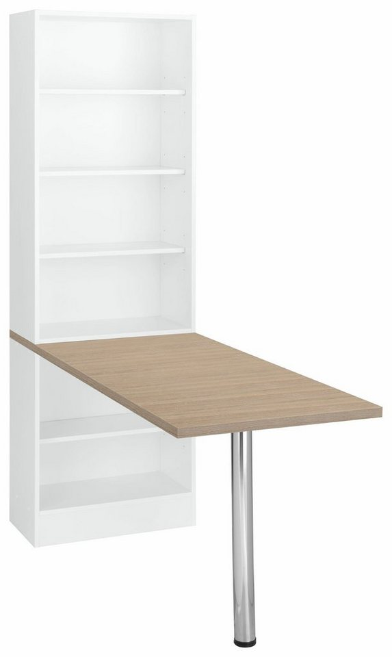 Held Mobel Regal Mit Tisch Wels Breite 60 Cm Otto