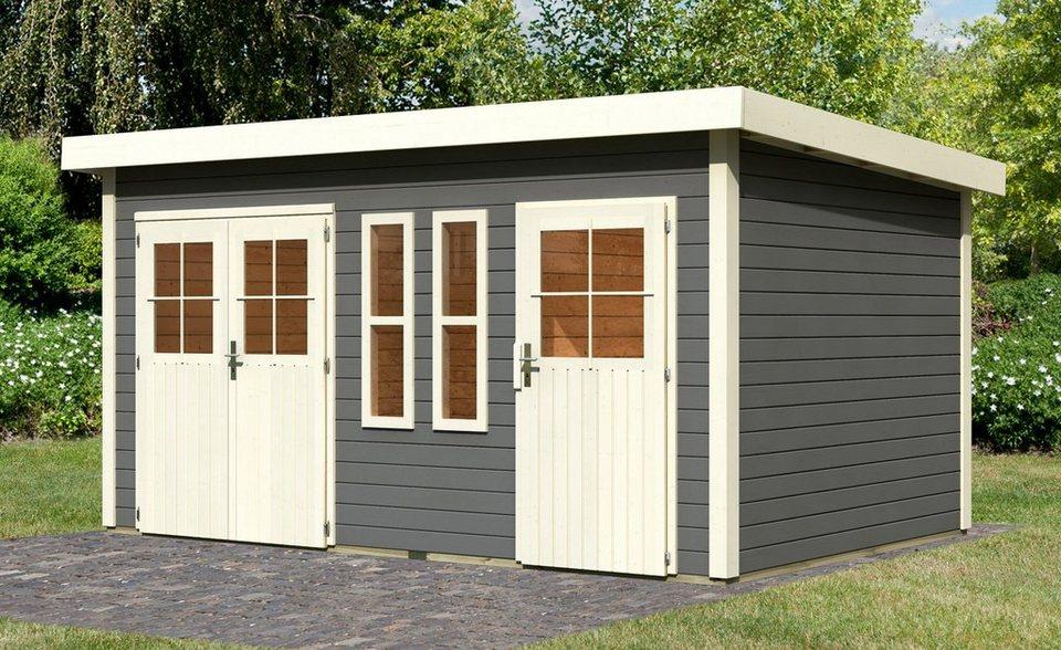 karibu gartenhaus aufbauen top gartenhaus nach dem malern with karibu gartenhaus aufbauen top. Black Bedroom Furniture Sets. Home Design Ideas