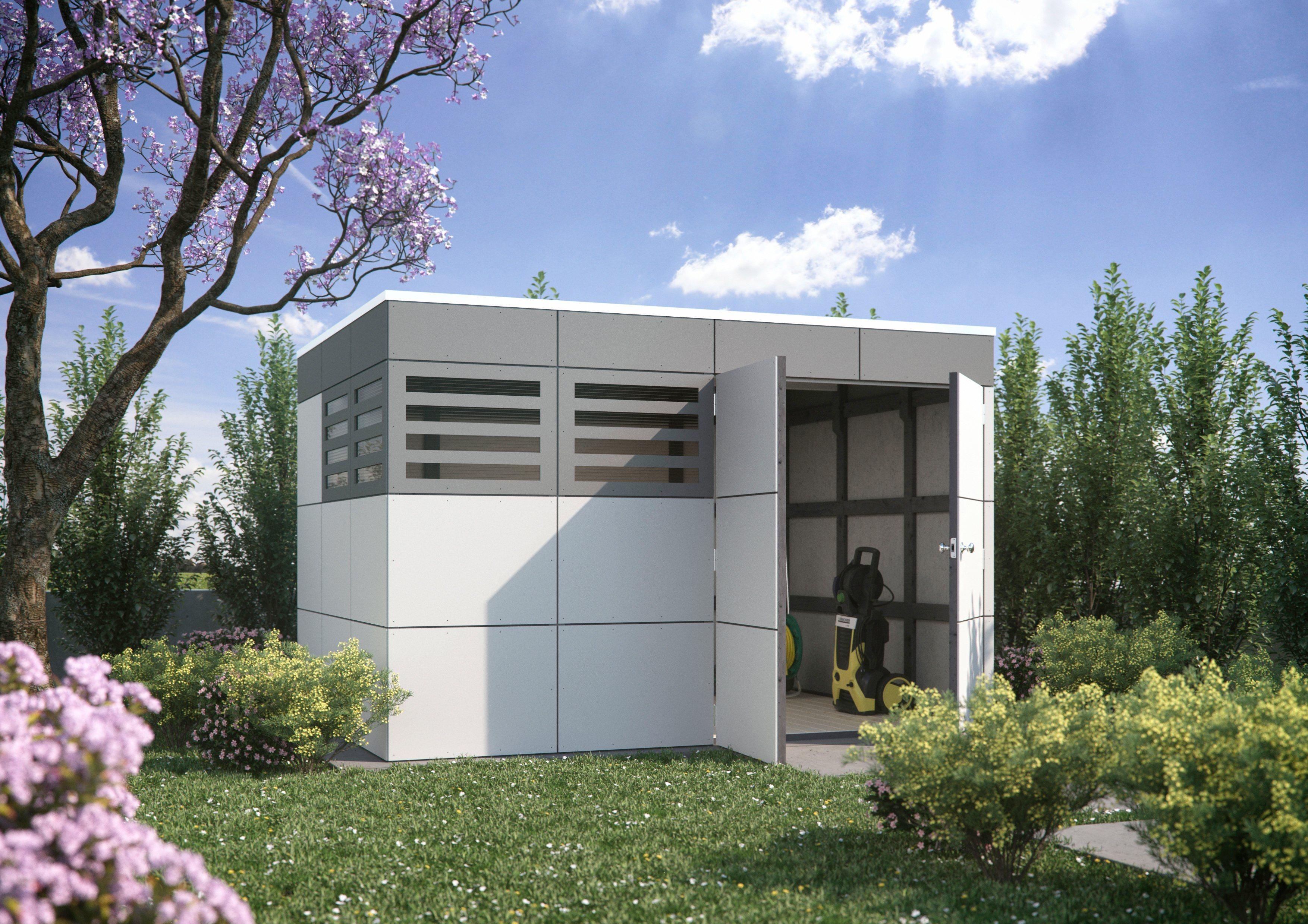 Gartenhaus »Sydney 4«, 'telegrau, BxT: 337x253 cm