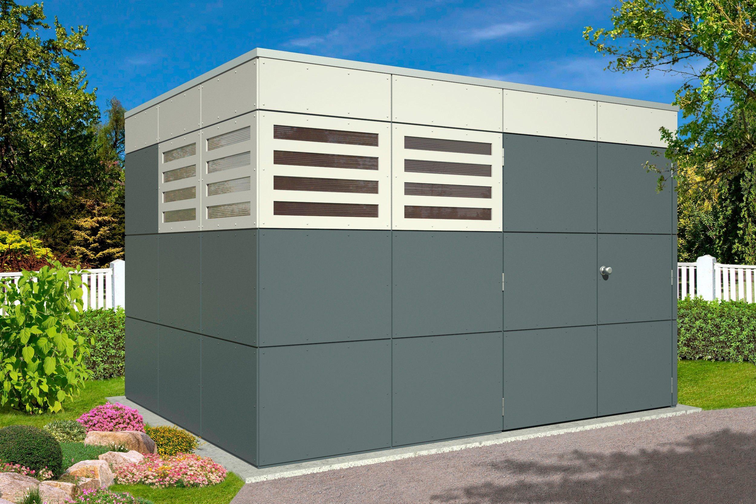 Gartenhaus »Perth 4«, BxT: 337x253 cm