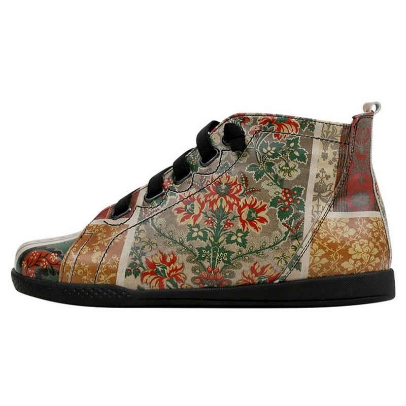 DOGO »Floral Scented« Sneaker Vegan