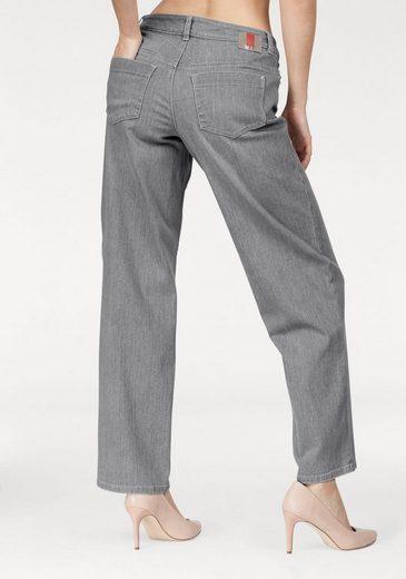 MAC Bequeme Jeans Gracia, Passform feminine fit