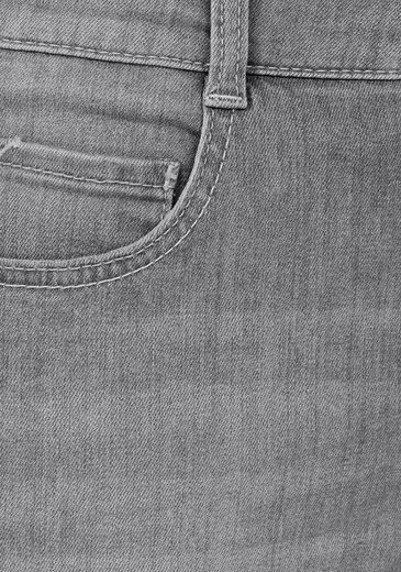 Feminine Passform Fit Bequeme Jeans »gracia« Mac XtwIqOO