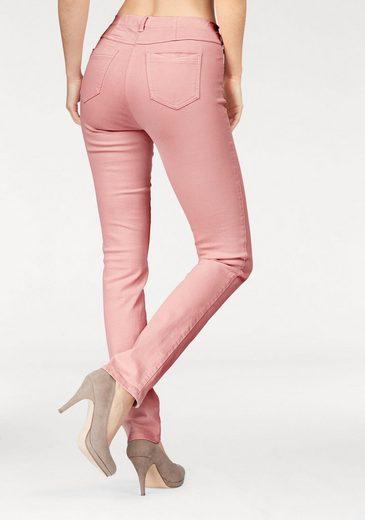 Bodyright Slim-fit-Jeans »Shaping« Moni - Bund hinten elastisch