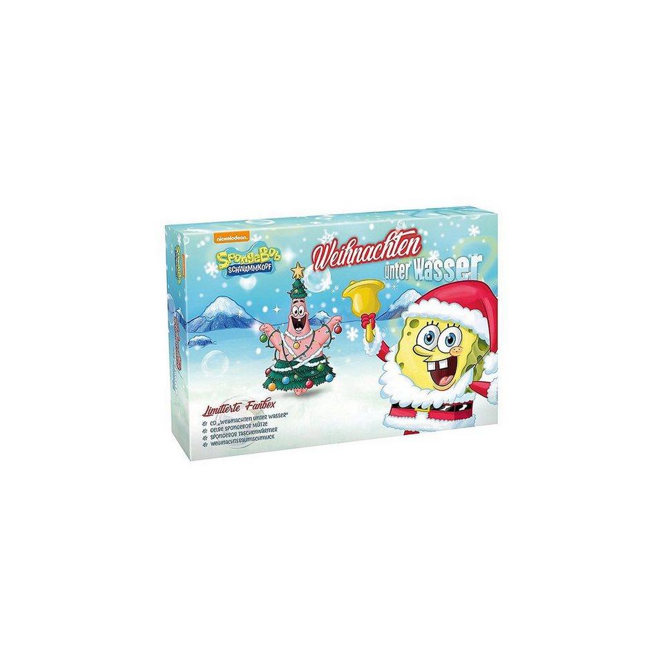 Sony CD SpongeBob Schwammkopf - Weihnachten unter Wasser (Limitie ...
