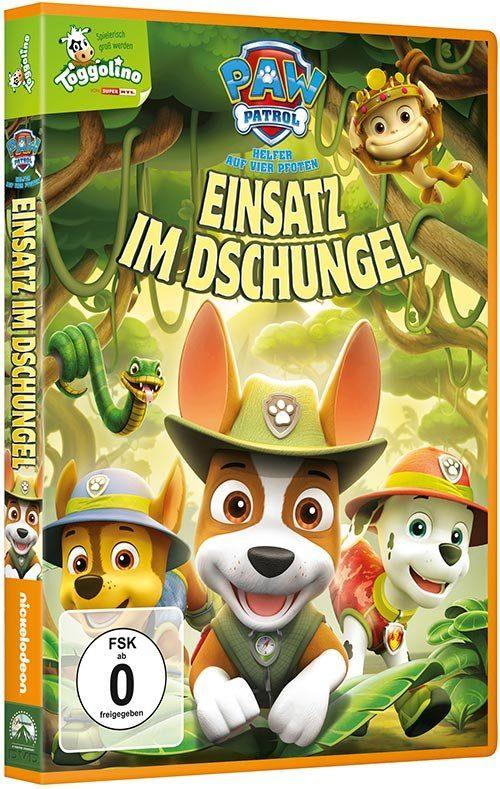 Universal DVD - Film »Paw Patrol - Einsatz Im Dschungel«