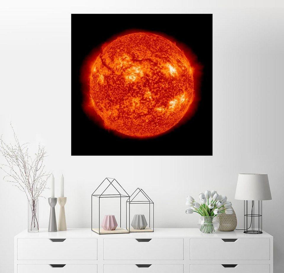 Nasa Sonnenaktivität