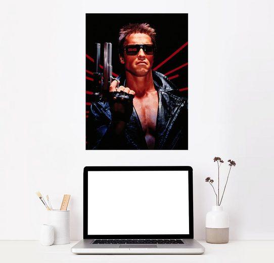 Posterlounge Wandbild »Terminator«