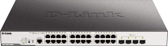 D-Link Switch »DGS-3000-28XMP 28-Port«