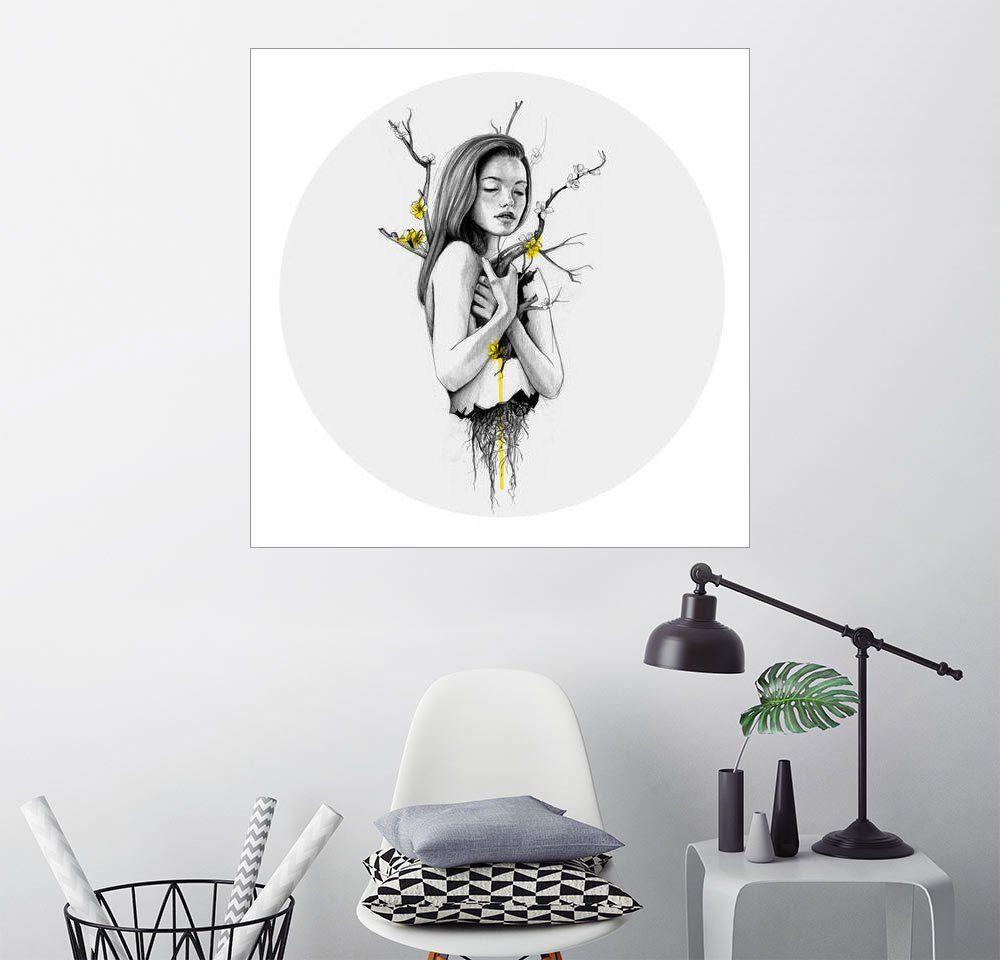 Posterlounge Wandbild - Ina Stanimirova »Roots«