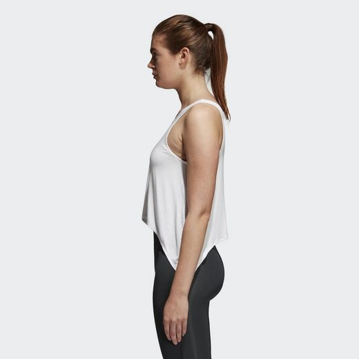adidas Performance Sporttop Climalite Knot Tanktop
