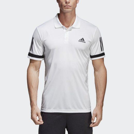 adidas Performance Poloshirt 3-Streifen Club