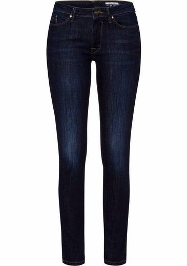 EDC by Esprit Stretch-Jeans, mit Ziernähten und schmaler Passform