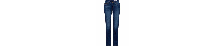 EDC by Esprit Straight-Jeans, mit Münztasche mit Reißverschluss