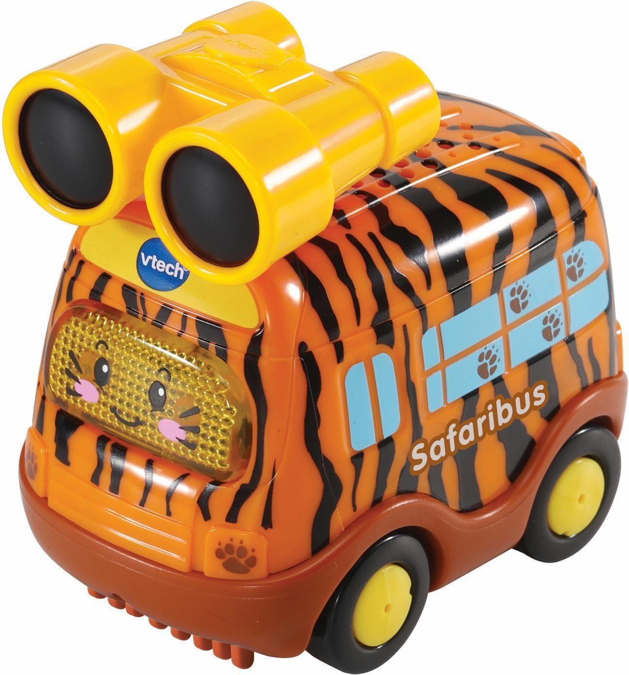 VTech Spielfahrzeug mit Licht und Sound, »Tut Tut Baby Flitzer Special Edition Safaribus«