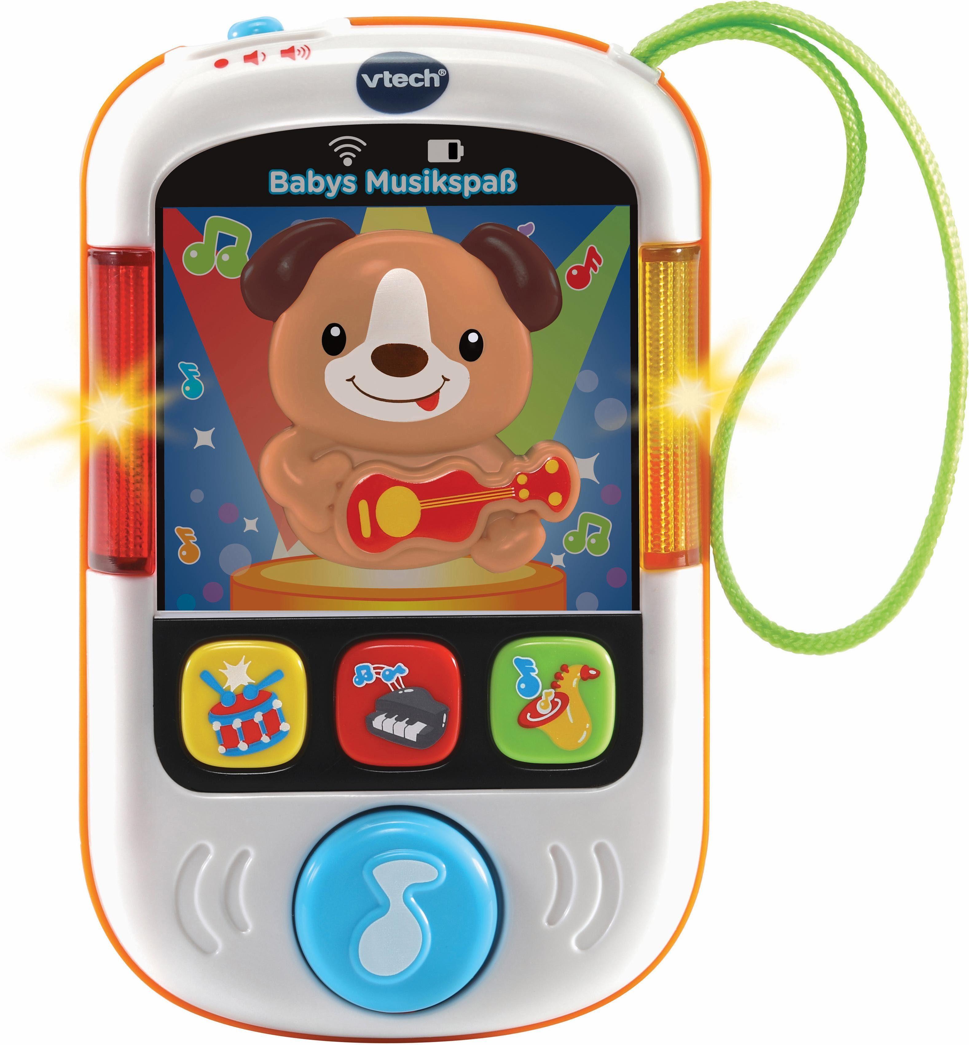 VTech Lernspielzeug mit Sound, »Babys Musikspaß«