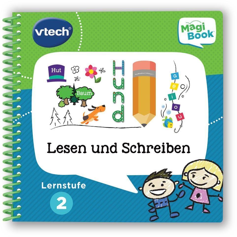 VTech Lernbuch für MagiBook, »Lernstufe 2 - Lesen und Schreiben«
