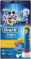 Oral B Elektrische Kinderzahnbürste Stages Power Kids, Aufsteckbürsten: 1 St., mit Disney-Micky-Maus, Bild 9