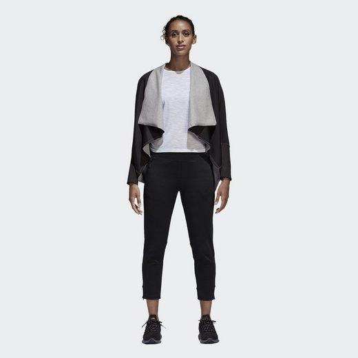adidas Performance Longpullover ID Twist n Turn Cardigan