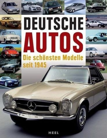 Gebundenes Buch »Deutsche Autos«