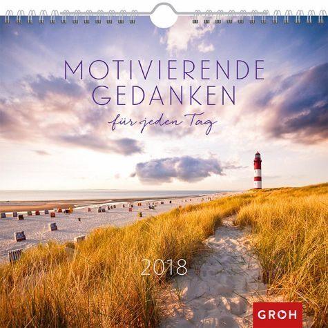 Kalender »Motivierende Gedanken für jeden Tag 2018«